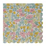 Liberty Poppy & Daisy Large Napkins