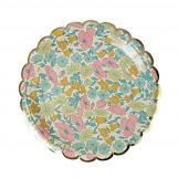Liberty Poppy & Daisy Small Plate