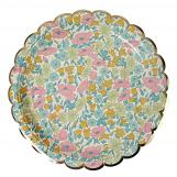 Liberty Poppy & Daisy Large Plate