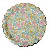 Liberty Poppy & Daisy Large Plate