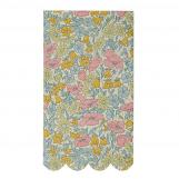 Liberty Poppy And Daisy Guest Napkins