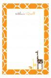 Mod Giraffe Neutral Notepad