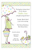 Mommy To Be Multi Invitation