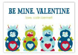 Monster Love Valentine Card