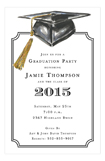 Mortar Board Invitation