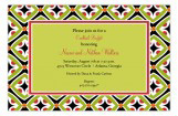 Mosaic Tile Invitation