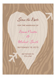 Naturally Fabulous Invitation