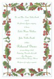 Nellie Holly Invitation