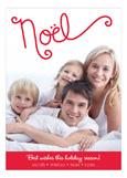 Noel Photo Card