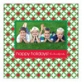 North Pole Print Photo Card