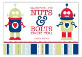 Nuts for You Mini Petite Card