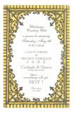 French Quarter Invitation