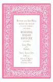 Bandana Pink Summer Cookout Invitation