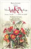 Lil Table Bouquet Invitation