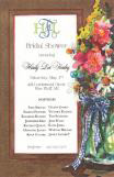 Humble Beauty Invitation