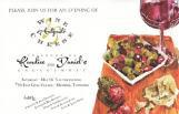Maple Cheese Board Invitation