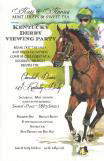 Gallop Kentucky Derby Horse Invitation