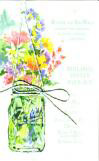 Ball Jar Mason Jar Invitation
