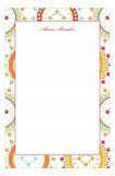 Ornate Wreaths Notepad