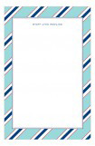 Oxford Stripes Notepad