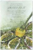 Oyster Fest Invitation