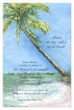 Tropic Seas Invitation