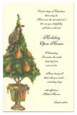 Partridge Invitation