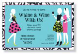 Party Chicas Invitation