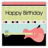 Party Like a Rockstar Gift Tag