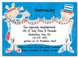 Patriotic Party Invitation