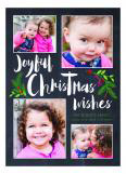 Joyful Collage Photo Card
