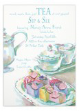Petit Fours Invitation