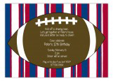 Pigskin Party Invitation