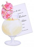 Pina Colada Invitation