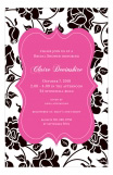 Pink Frame Elegance Invitation