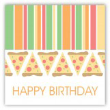 Pizza Party Gift Tag