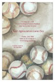 Play Ball Invitation