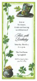Pot of Gold Invitation