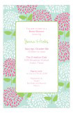 Pretty Mum Invitation