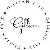 Gillian Personalized Stamp