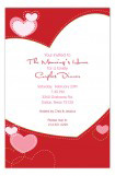 Queen of Hearts Invitation