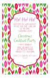 Arrows Pattern Invitation