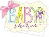 Baby Shower Die-Cut Tie-Up Invitation