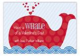Red Love Spouts Valentine Card