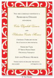 Red Savannah Invitation