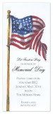 Red White and Blue Best Online Invitations