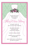 Say Yes To The Dress Invitation
