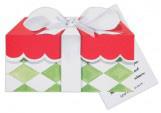Scalloped Box Invitation