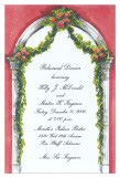 Scarlet Arch Invitation