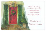 Scarlet Door Invitation